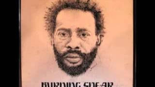 BURNING SPEAR -  Studio One Presents Burning Spear  - 1973 -    álbum completo