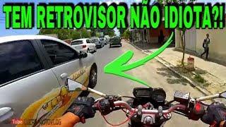SUSTOS E FECHADAS DE MOTO (EP.05)