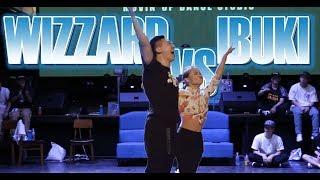 WIZZARD vs IBUKI (w)ㅣWaacking Final ㅣ2018 LINE UP SEASON 4.5