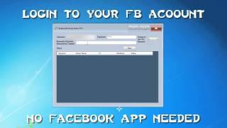 download lagu New Free Auto Group Joiner - Ninja Blaster Facebook gratis