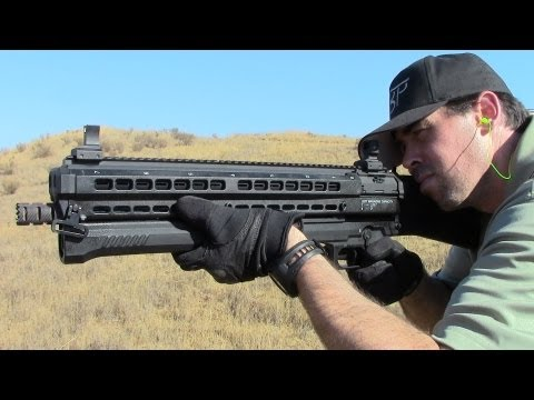 UTAS UTS-15 Tactical Shotgun (Review / Shooting)