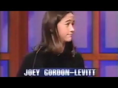 Joseph Gordon-Levitt - Jeopardy 1997