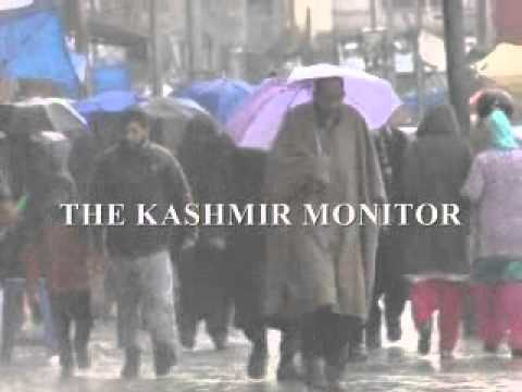 Snow, rains lash Kashmir valley