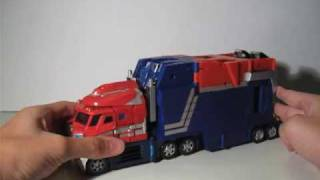 Transformers FansProject D.I.A Powered Commander Diaclone Convoy Review