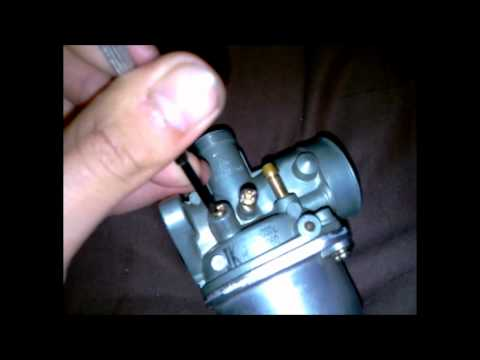 Tuning Super( x18, x19, 110cc) Pocket Bike Carb for Top Speed!