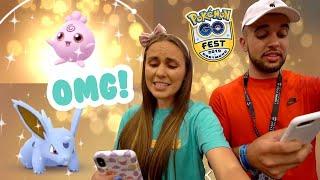 *LUCKY* SHINY TRADES! Amazing Trades From Dortmund GO Fest in Pokémon GO!