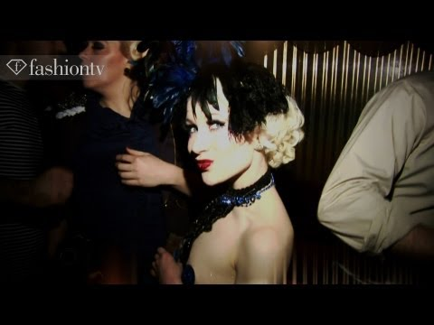 House of Evolution – Crazy After Party at London Fashion Week Fall/Winter 2012/13 | FashionTV