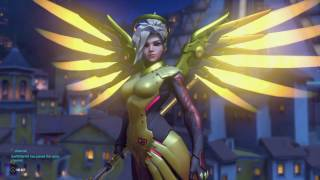 Overwatch Grandmaster Mercy Main
