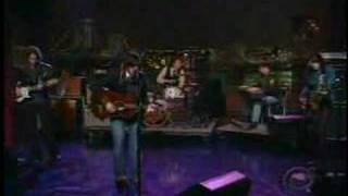 Ryan Adams & The Cardinals: Come Pick Me Up [The Late Show]