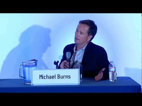 Michael Burns - The Future of Online Distribution