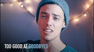 SAM SMITH   Too Good At Goodbyes (Cover By Leroy Sanchez)