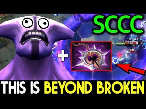 SCCC Dota 2 [Faceless Void] This is Beyond Broken