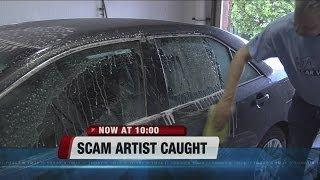 Scam artist caught
