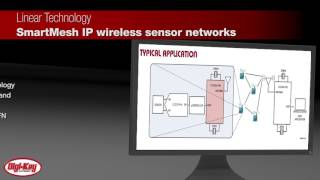 Linear Technology SmartMesh IP wireless sensor networks | Digi-Key Daily