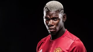 Paul Pogba ● We Own It ● Manchester United ● 2016 | HD