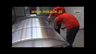 eskade system skylight installation instruction 2
