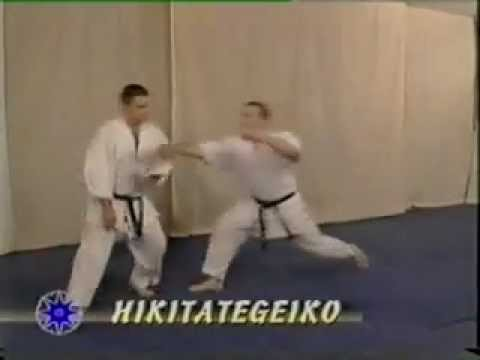 Tomiki Aikido randori - competition style - mobile friendly version Image 1