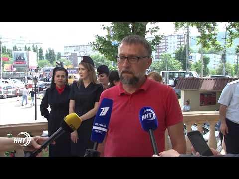 Мемориальную плиту в честь Героя России Магомеда Нурбагандова открыли в Махачкале