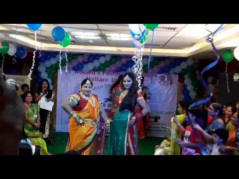 Women's Fashion Designers Welfare Association First Year Anniversary Ramp Walk Part 3