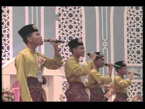Festival Nasyid Sekolah - sekolah KPM Peringkat Kebangsaan 2014 - SM Johor (Official)