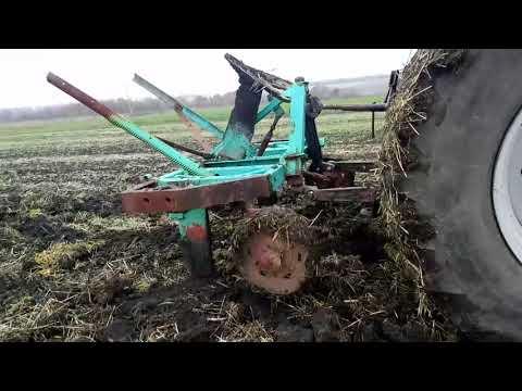 Безотвальная обработка почвы