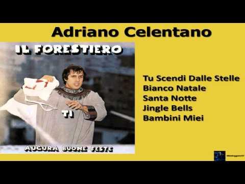 Adriano Celentano Canzoni Di Natale Album Il Forestiero 1970