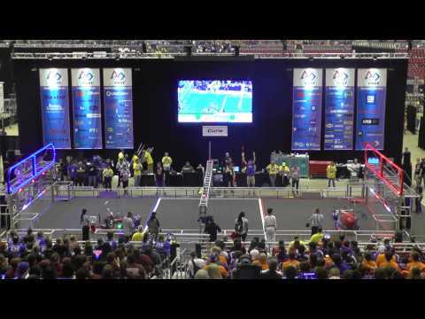 2014 Curie Division FRC Championships – Qualification Match 107