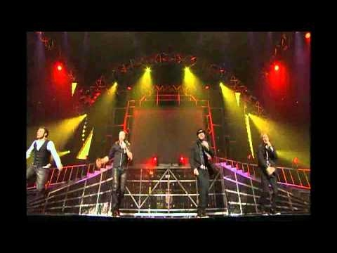 Backstreet Boys - LIVE - Everybody Weve got goin on - HD