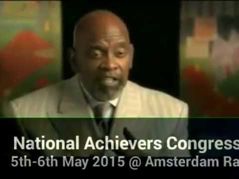 Chris Gardner - National Achievers Congress 2015 Netherlands