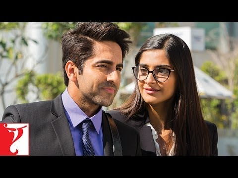 Live Video Chat with Ayushmann Khurrana & Sonam Kapoor  - Bewakoofiyaan