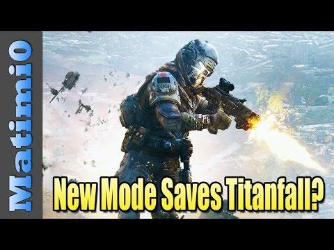 Pilot Mode Saves Titanfall?