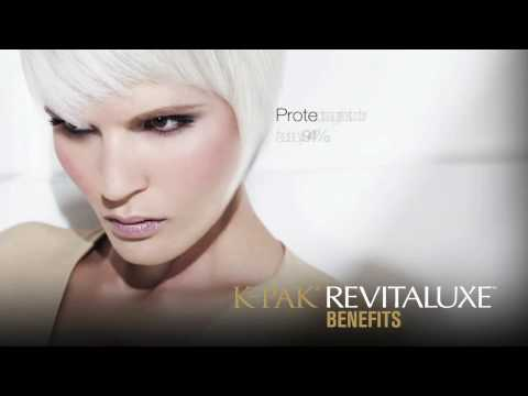 K-PAK® RevitaLuxe™ Bio-Advanced Restorative Treatment - Dry Hair Tips, Haircolor Advice