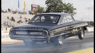 Quarter Mile Terrors - greatest drag racing muscle car specials