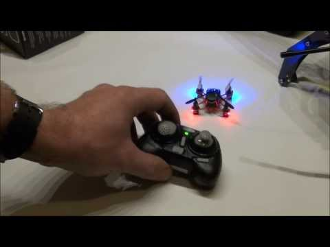 Smallest Quadcopter in the World- The Estes PROTO X