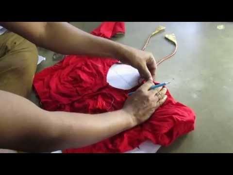 How To Solve Fittings Problems Of Ordary Blouse or Kameez Part 3 of 5 #1