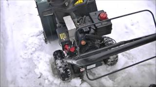 How to Properly Start A Snowblower