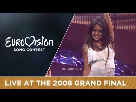 Sirusho - Qele, Qele (Armenia) Live 2008 Eurovision Song Contest
