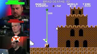 GB Premium Unlock: Breaking Brad: Super Mario Bros.