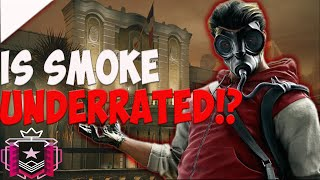 UNSTOPPABLE Consulate Strat With SMOKE | Rainbow Six Siege Tips & Tricks Of 2020
