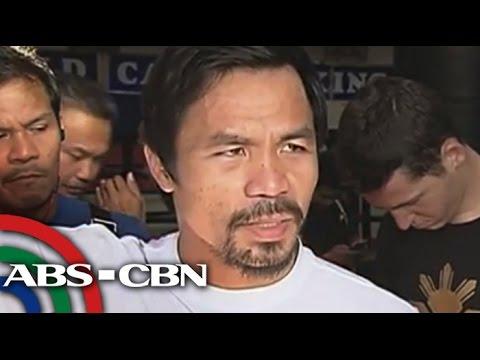 Pacquiao, binati sina Donaire at Nietes sa kanilang panalo