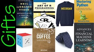 Christmas Gift Ideas for Nerds (Quants)