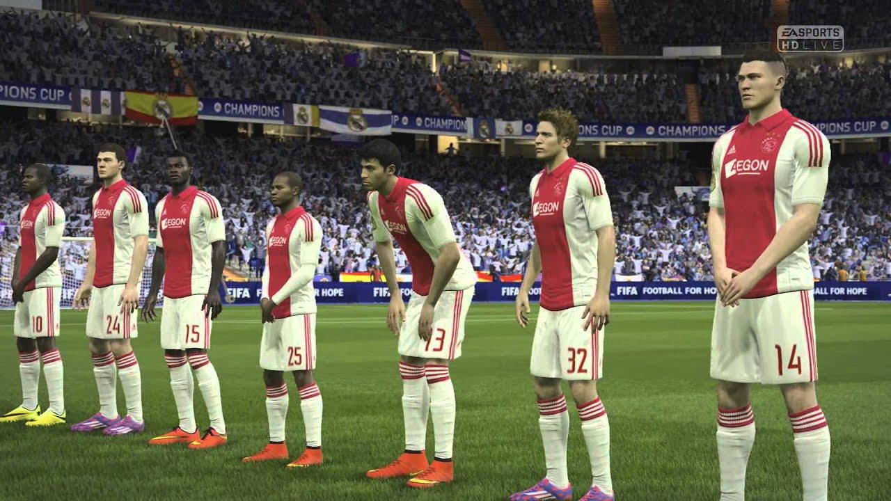 Fifa 2015 modo carreira treinador parte 17 xbox one for Esterno destro fifa 17