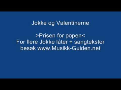 Jokke & Valentinerne - Prisen For Popen