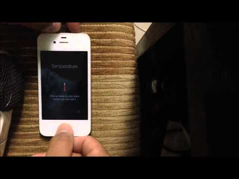 Solving Wifi issue on iPhone 4S