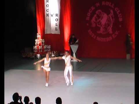 Nicole Kalb & Alexander Kapsalis - Großer Preis von Deutschland 2011