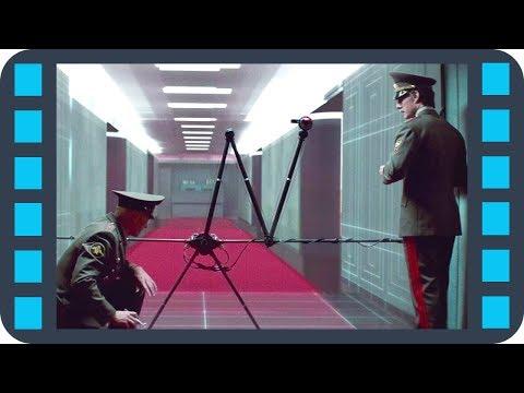Проекция коридора — «Миссия невыполнима: Протокол Фантом» (2011) Сцена 3/8 QFHD