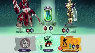 Mutants Genetic Gladiators (Random Mutants) Part 337