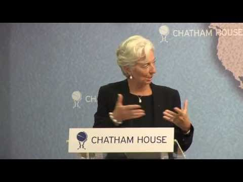 Christine Lagarde: Challenges for the Global Economy