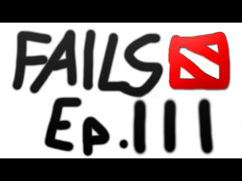 Dota 2 Fails of the Week - Ep. 111