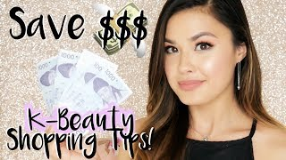 14 of my BEST Korean Beauty Shopping Tips & Tricks | How I Save Money on K-Beauty